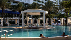 T.R.A.F.F.I.C. Cabanas at Fontainebleau Miami Beach