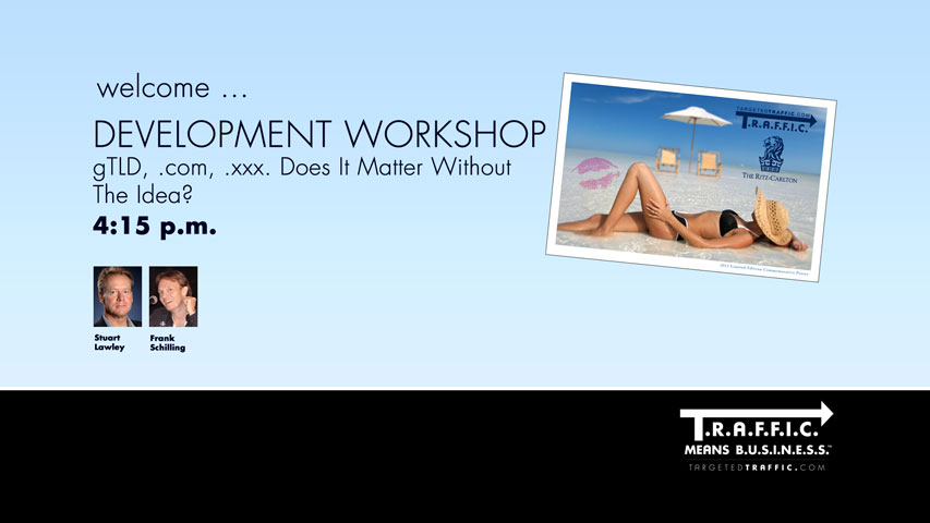 Development Workshop