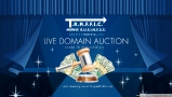 LIVE DOMAIN AUCTION!